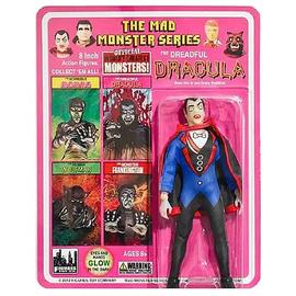 Dracula - Mad Monsters Series 1 Dreadful Action Figure