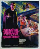 Dracula, Prince of Darkness - 11 x 17 Movie Poster - French Style A