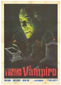 Dracula Saga - 27 x 40 Movie Poster - Italian Style A