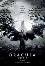 """Dracula Untold"" Movie Poster"