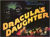 Dracula's Daughter - 43 x 62 Movie Poster - Bus Shelter Style B