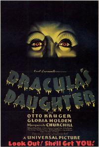 Dracula's Daughter - 27 x 40 Movie Poster - Style B