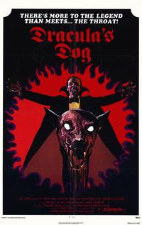 Dracula's Dog - 11 x 17 Movie Poster - Style A