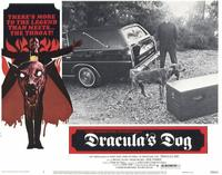 Dracula's Dog - 11 x 14 Movie Poster - Style G