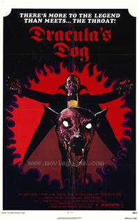 Dracula's Dog - 27 x 40 Movie Poster - Style A