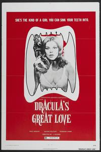 Dracula's Great Love - 27 x 40 Movie Poster - Style A