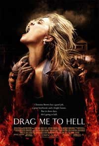 Drag Me to Hell - 43 x 62 Movie Poster - Bus Shelter Style A