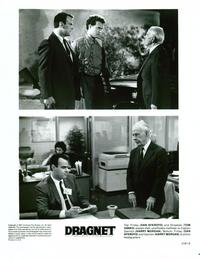 Dragnet - 8 x 10 B&W Photo #1