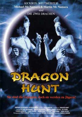 Dragon Hunt - 27 x 40 Movie Poster - Style A