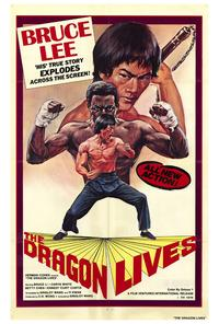 The Dragon Lives - 27 x 40 Movie Poster - Style A