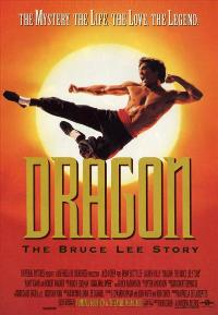 Dragon: The Bruce Lee Story - 11 x 17 Movie Poster - Style A
