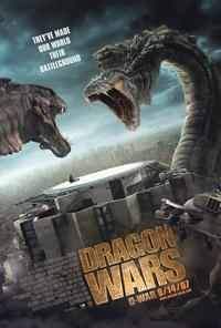 Dragon Wars - 27 x 40 Movie Poster - Style A