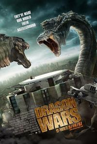 Dragon Wars - 43 x 62 Movie Poster - Bus Shelter Style A