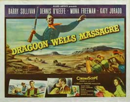Dragon Wells Massacre - 11 x 14 Movie Poster - Style A