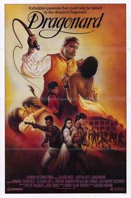 Dragonard - 11 x 17 Movie Poster - Style A