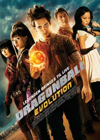 Dragonball Evolution - 27 x 40 Movie Poster - Style A