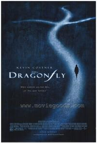 Dragonfly - 43 x 62 Movie Poster - Bus Shelter Style A