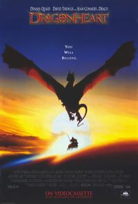 Dragonheart - 11 x 17 Movie Poster - Style B
