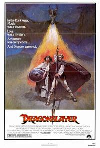 Dragonslayer - 27 x 40 Movie Poster - Style A