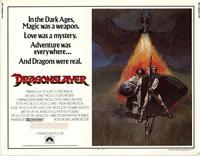 Dragonslayer - 22 x 28 Movie Poster - Half Sheet Style A