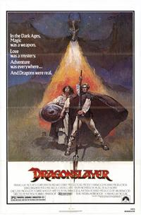 Dragonslayer - 43 x 62 Movie Poster - Bus Shelter Style A