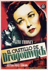 Dragonwyck - 11 x 17 Movie Poster - Spanish Style C