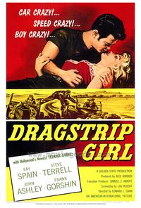 Dragstrip Girl - 43 x 62 Movie Poster - Bus Shelter Style A