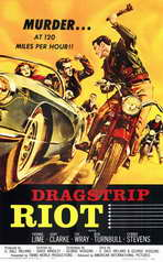 Dragstrip Riot - 11 x 17 Movie Poster - Style A