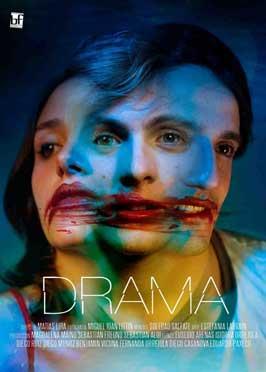 Drama - 11 x 17 Movie Poster - Style B