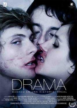 Drama - 11 x 17 Movie Poster - Style C