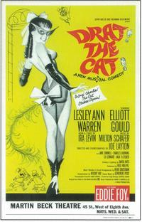 Drat the Cat (Broadway) - 11 x 17 Poster - Style A