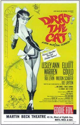 Drat the Cat (Broadway) - 14 x 22 Poster - Style A