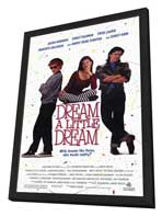 Dream a Little Dream - 11 x 17 Movie Poster - Style A - in Deluxe Wood Frame