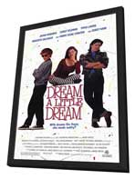Dream a Little Dream - 27 x 40 Movie Poster - Style A - in Deluxe Wood Frame
