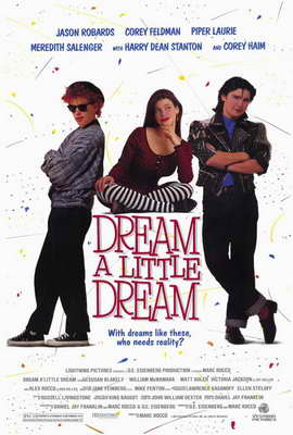 Dream a Little Dream - 27 x 40 Movie Poster - Style A