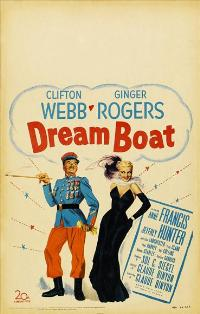 Dream Boat - 27 x 40 Movie Poster - Style A