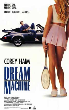 Dream Machine - 11 x 17 Movie Poster - Style A