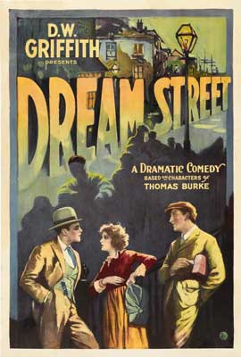 Dream Street - 27 x 40 Movie Poster - Style A