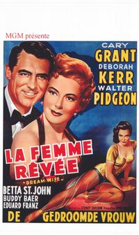 Dream Wife - 14 x 22 Movie Poster - Belgian Style A