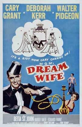 Dream Wife - 27 x 40 Movie Poster - Style A