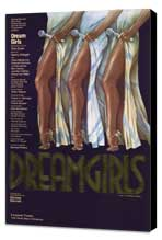 Dreamgirls (Broadway) - 11 x 17 Poster - Style A - Museum Wrapped Canvas