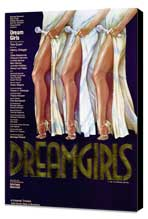 Dreamgirls (Broadway) - 11 x 17 Movie Poster - Style A - Museum Wrapped Canvas