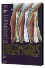 Dreamgirls (Broadway) - 27 x 40 Movie Poster - Style A - Museum Wrapped Canvas