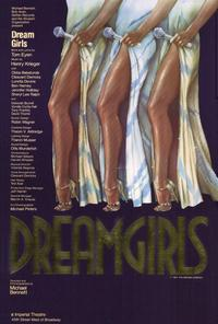 Dreamgirls (Broadway) - 27 x 40 Movie Poster - Style A