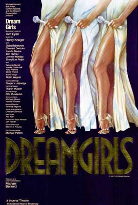 Dreamgirls (Broadway) - 11 x 17 Movie Poster - Style A