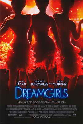 Dreamgirls - 27 x 40 Movie Poster