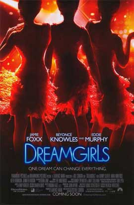 Dreamgirls - 11 x 17 Movie Poster - Style A