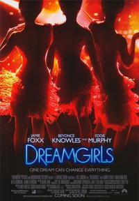 Dreamgirls - 43 x 62 Movie Poster - Bus Shelter Style B