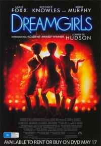 Dreamgirls - 43 x 62 Movie Poster - Bus Shelter Style C