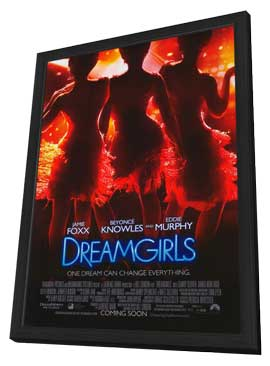 Dreamgirls - 11 x 17 Movie Poster - Style A - in Deluxe Wood Frame